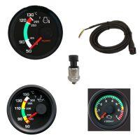 Instrumente Sensoren Motorüberwachung