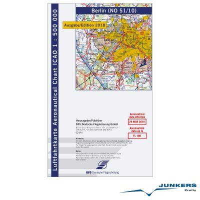 ICAO-Karte, Blatt Berlin (Ausgabe 2018), Motorflug 1:500.000