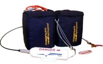 Magnum 800 Softpack Rettungssystem Experimental