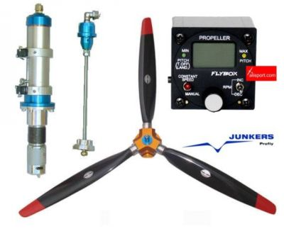Alisport Elektrohydraulisches Propeller System 3 Blatt STD
