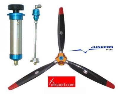Alisport Manuell Hydraulisches Propeller System 3 Blatt STD