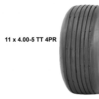 Reifen für C42 Bugfahrwerk 11 x 4.00-5 TL 4PR SEMI-PRO