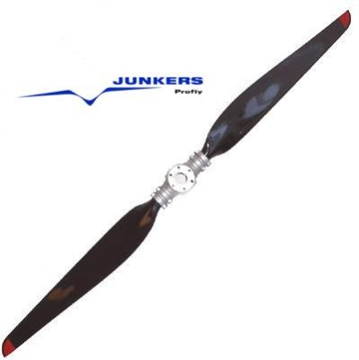 GFK Propeller Klassic 170/2 - 2 Blatt am Boden einstellbar - Linksdrehend