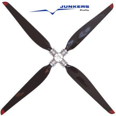 GFK Propeller Klassic 160/4 - 4 Blatt am Boden einstellbar