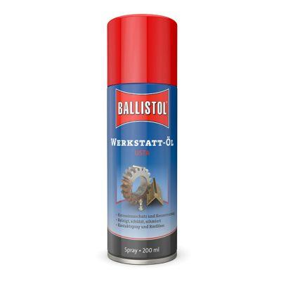 Ballistol Werstatt-Öl USTA Spray 200ml