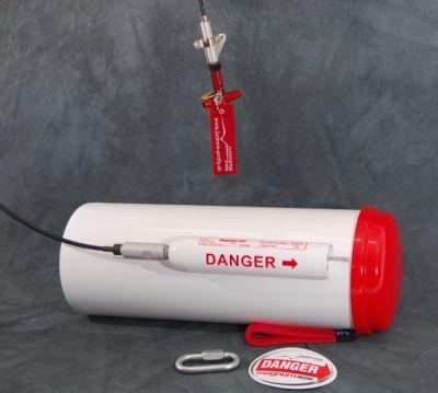 UL Rettungssystem Magnum Speed Container