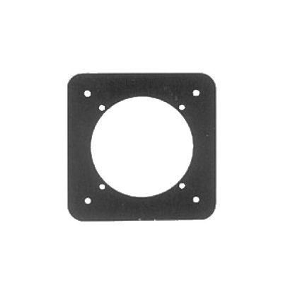 Reduziermaske Reduzierplatte 80mm auf 57mm