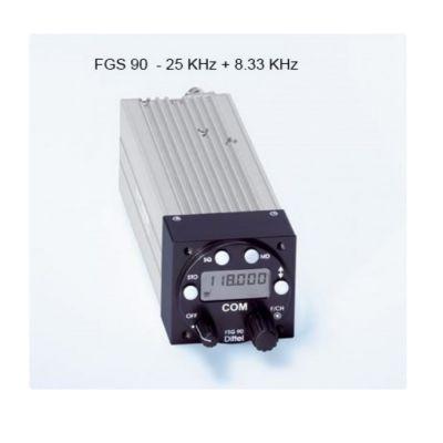 F.U.N.K.E. Dittel FSG90 Flugfunkgerät 8,33kHz