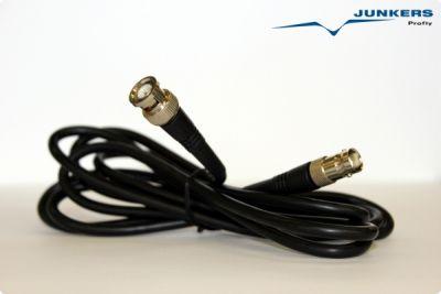 Antennenkabel Verlängerung RG58U - 2m  BNC / BNC