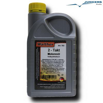 Walther 2 Takt Motorenöl Vollsynthetisch 1 Liter