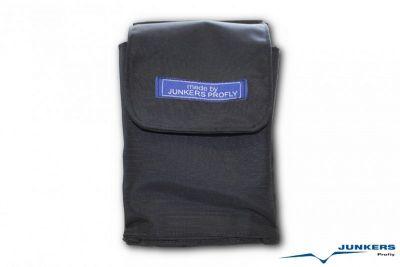 Universaltasche für Rettungsfallschirme - Schwarz