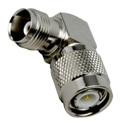 Winkeladapter TNC Stecker auf TNC Buchse 90°
