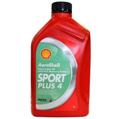 AeroShell Sport PLUS 4 Flugmotoren Öl 1 Liter
