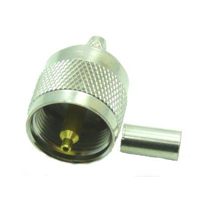 UHF Crimpstecker für RG58 Aircell Kabel