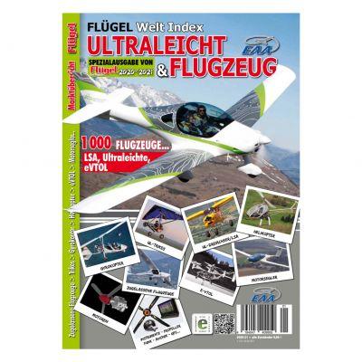 FLÜGEL Welt Index Ultraleicht & Flugzeug 2020 / 2021 Deutsch