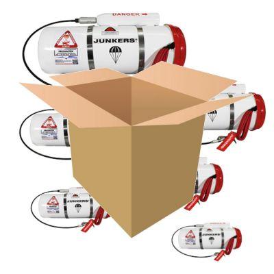 Original Transportkarton für Rettungssysteme - Container