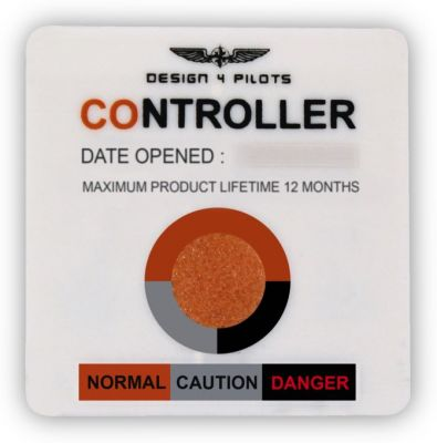 Pilot Controller CO Detector- CO Warner