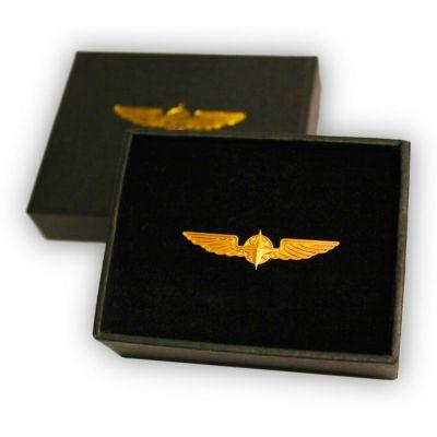 Pilotenschwinge - Pilot Wings - Gold medium