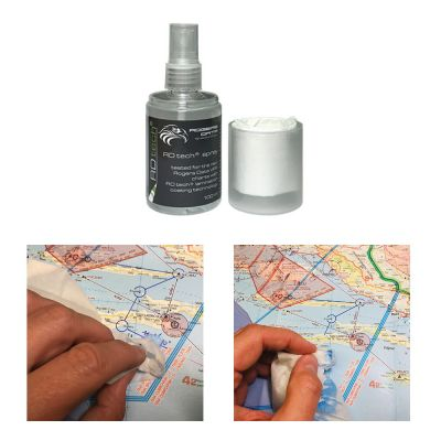 Rogers Data RD tech® Spray inkl. Mikrofaser-Reinigungstuch