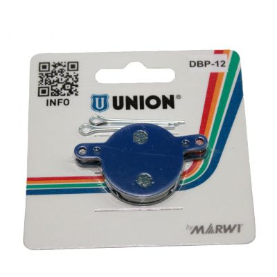 Union MARWI Bremsbeläge 1 Paar für C42