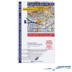 ICAO-Karte, Blatt Frankfurt (Ausgabe 2018), Segelflug 1:500.000