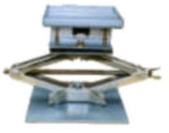 Hubtisch für Wägeplattform 90 kg