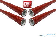 IsoGlas Gewebe Hitze Schutzschlauch Firesleeve 25 mm