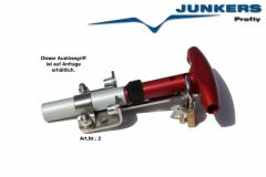 Junkers Magnum 300 Speed Softpack UL Rettungssystem 280x280x150 mm 320 Kg