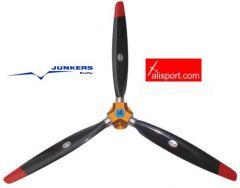 3 Blatt CFK Propeller Alisport AVY 3-STD