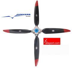 4 Blatt CFK Propeller Alisport AVY 4-BB