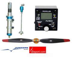 Alisport Elektrohydraulisches Propeller System 2 Blatt HS
