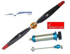 Alisport Manuell Hydraulisches Propeller System 2 Blatt STD