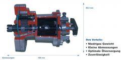 Hydraulic Governor Propellersteuergerät - 100 PS