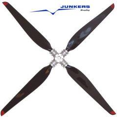 GFK Propeller Klassic 170/4 - 4 Blatt am Boden einstellbar