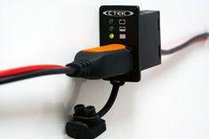 CTEK Comfort Indicator Panel M8 - 3,3m Kabel