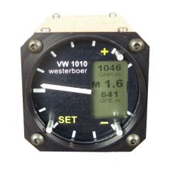 Westerboer Düsenkompensiertes E-Vario mit Grafikdisplay VW1010