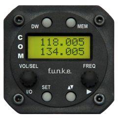 f.u.n.k.e. ATR 833S VHF Flugfunkgerät