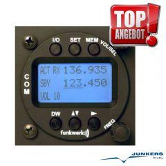 f.u.n.k.e. ATR 833-II LCD VHF Flugfunkgerät