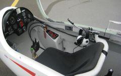UL Motorsegler DUO BANJO inclusive Rettungssystem