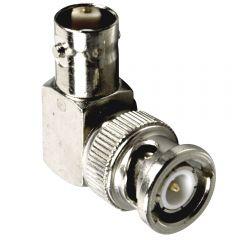 Winkeladapter BNC Stecker auf BNC Buchse 90°