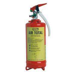 Air Total Halon Luftfahrtfeuerlöscher Typ HAL 1,0