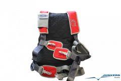 Universaltasche für Rettungsfallschirme - Grau