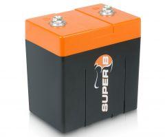 SUPER B SB12V10P-DC 9,6 Ah Batterie