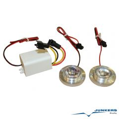 Mini Strobes Set 12V