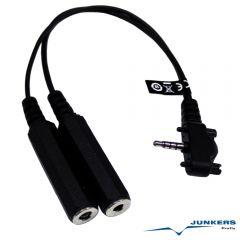 Yaesu SCU-15 Headset Adapterkabel FTA 250L 450L 550L 750L