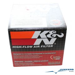 K&N RC-1200 Luftfilter universell anklemmbar