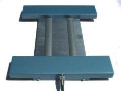 Extrem niedrige und leichte Wägeplattform 600 kg
