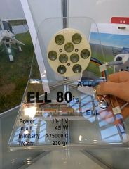 ELL80is - Electronic Landing Light - Landescheinwerfer
