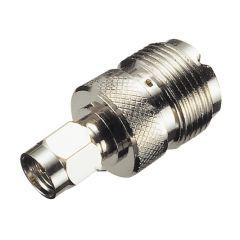 HF-Adapter UHF PL Buchse auf SMA Stecker