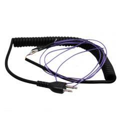 Telcom Anschlusskabel für ICOM HFG-2,5 und 3,5mm Klinke